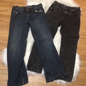 Other - Two Pairs of Boys Jeans Size 6